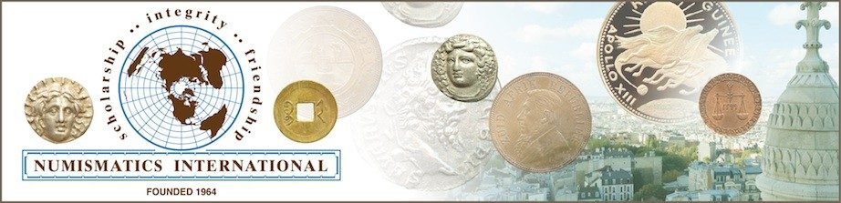 Numismatics International – Celebrating 53 Years